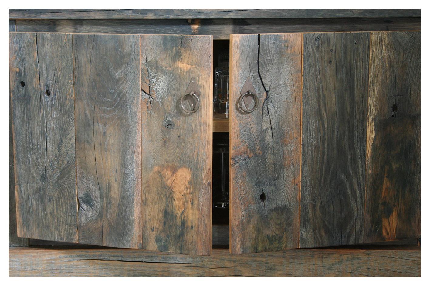 Oude Houten Kast : Www.houtsmederij.nl houten kast op maat
