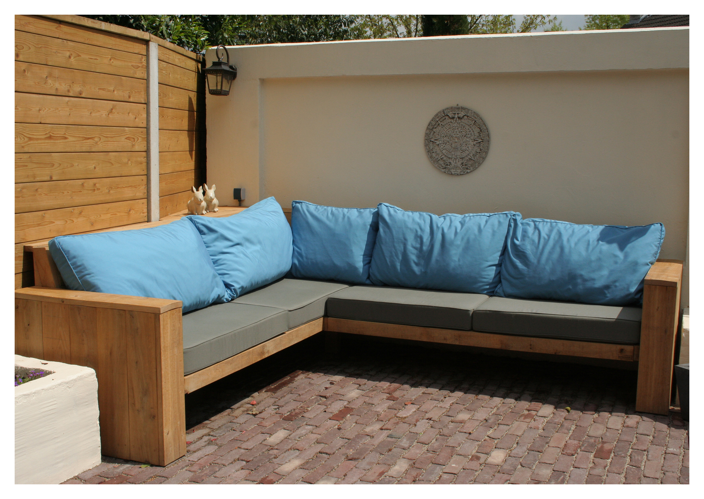 www.houtsmederij.nl/houten loungebank op maat